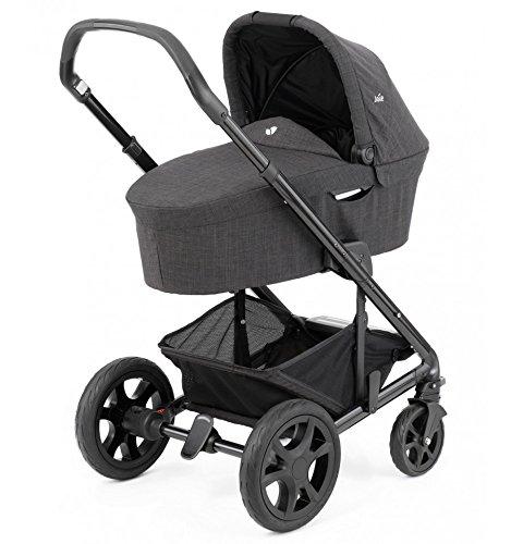 Kinderwagen Test, Joie Chrome DLX, Babywanne