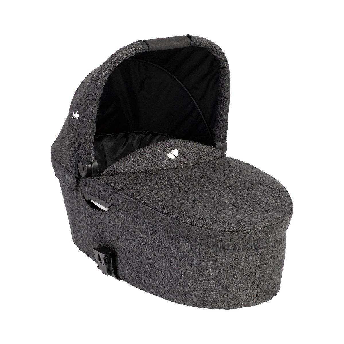 Kinderwagen Test, Empfehlung, Joie Chrome DLX Babywanne