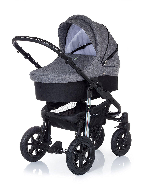 Kinderwagen Test, My Junior+ Myio, Kinderwagen Empfehlung, Babywanne,